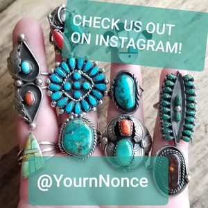 Find us On Instagram! YournNonce 💕